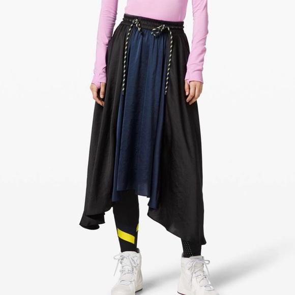 lululemon athletica Dresses & Skirts - Lululemon fade forward skirt